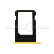iPhone 5C Sim Tray (Yellow)