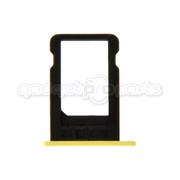iPhone 5C Sim Tray (Yellow)