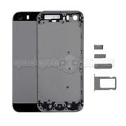 iPhone SE/5S Housing NO LOGO (Black)