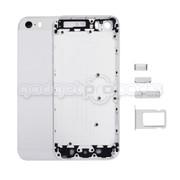 iPhone SE/5S Housing NO LOGO (Silver)