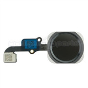 iPhone 6 Plus/i6 Home Button Flex (Black)