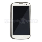 Galaxy S3 LCD/Digitizer L710 ON FRAME (White)