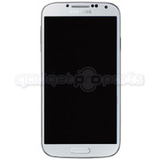 Galaxy S4 LCD/Digitizer GSM ON FRAME (White)
