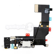 iPhone 5S Charge Port (White)