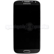 Galaxy S4 LCD/Digitizer GSM ON FRAME (Black)