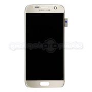 Galaxy S7 LCD/Digitizer (Gold)