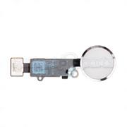 iPhone SE (2020)/i8+/i8/7+/i7 Home Button Flex (Silver)