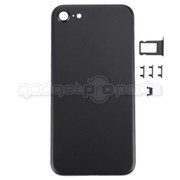 iPhone 7 Housing NO LOGO (Black)