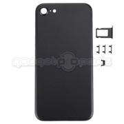 iPhone 7 Housing NO LOGO (Jet Black)