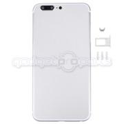 iPhone 7 Plus Housing NO LOGO (Silver)