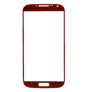 Galaxy S4 Glass (Red)