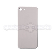 iPhone 8 Back Glass NO LOGO (White)