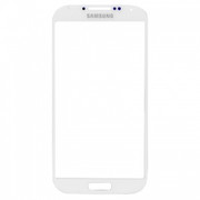 Galaxy S4 Glass (White)