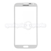 Galaxy Note 2 Glass (White)