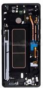 Galaxy Note 8 Frame (Black)