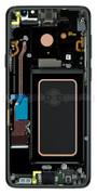 Galaxy S9 Frame (Black)