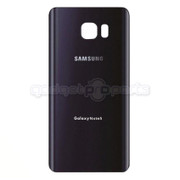 Galaxy Note 5 Back Glass (Black)