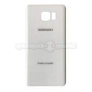 Galaxy Note 5 Back Glass (White)