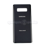 Galaxy Note 8 Back Glass (Black)