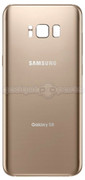 Galaxy S8 Back Glass (Gold)