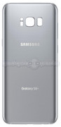 Galaxy S8+ Back Glass (Silver)