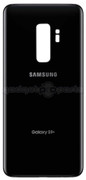 Galaxy S9+ Back Glass (Black)