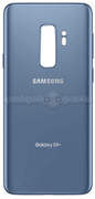 Galaxy S9+ Back Glass (Blue)