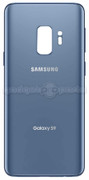 Galaxy S9 Back Glass (Blue)