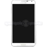 Galaxy Note 3 LCD/Digitizer GSM ON FRAME (White)