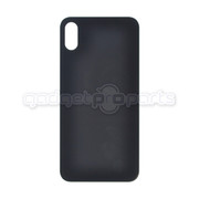 iPhone X Back Glass NO LOGO (Black)