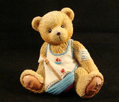 Cherished Teddies  ~  ARTHUR ... August Bear  *  MINT