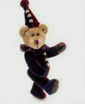 """Boyds  ~  TUMBLE F. WUZZIE  *  3""""  Bear  *  NWT"""