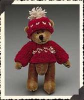 """Boyds  ~  TASSEL F. WUZZIE  *  3""""  Bear  * NWT"""