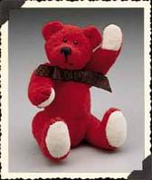 "Boyds  ~  T. FRAMPTON  WUZZIE  *  5""  Bear * NWT"