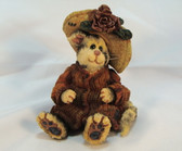 Boyds  Purrstone ~ MRS. PARTRIDGE ... C'mon Get Happy  *  NEW From Our Shop