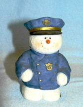 Sarah's Attic  ~  SNOWONDERS ... POLICEMAN  *  NEW From Our Retail Shop