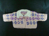 Boyd's ~  SWEATER for Plush Bears or Dolls    ~  Wool Cardigan  *  NWT