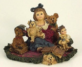 Boyd's Dollstone  ~  KELLY & CO. ... Bear Collector * Limited Edition* NIB