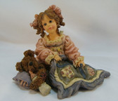 Boyd's Dollstone  ~  CHERYL With ASHLIE ... NIGHTY NIGHT  *  NIB
