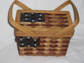 Boyd's  ~  SHERIE'S 4TH OF JULY BASKET * NWT