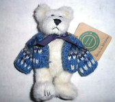"Boyd's  ~  HANS Q. BERRIMAN ... 6"" BEAR w/Sweater * NEW From Our Shop"