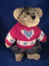 "Boyd's  ~  FREDDY BEANBERGER ... 10"" Dressed Bear  *  NEW From Our Shop"