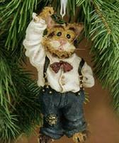Boyd's  ~  FLETCHER PUCKERUP...HOLIDAY KISSES Ornament * 1E