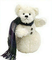 "Boyd's  ~  FIFI  FARKLEFROST * 9"" SNOWBALL BEAR  *  NEW From Our Retail Shop"