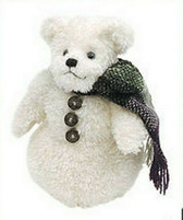 "Boyd's  ~  FITZ FARKLEFROST * 6"" SNOWBALL BEAR  *  NEW From Our Shop"