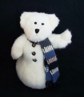 "Boyd's  ~  EUNICE  SNOWBEARY  * 10""  SNOWBALL SNOWBEAR  *  NEW From Our Shop"