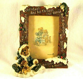 Boyd's  ~  EDMUND ... Night Before Christmas FRAME  *1E*  NEW From Our Shop
