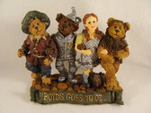 Boyd's  ~  DOROTHY AND COMPANY ... Off To See The Wizard  *  LIMITED EDITION