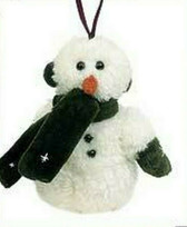 "Boyd's  ~  BERT BLIZZARD ... 3.5"" Snowman Ornament * NEW From Our Shop"