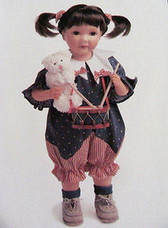 "Boyd's  ~  ANNIE With TAPPER ... 17"" Doll  *1E*  NEW From Our Shop"
